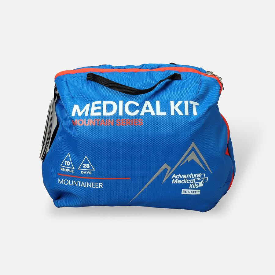 Adventure Medical Mountain Mountaineer First Aid Kit, , large image number 0
