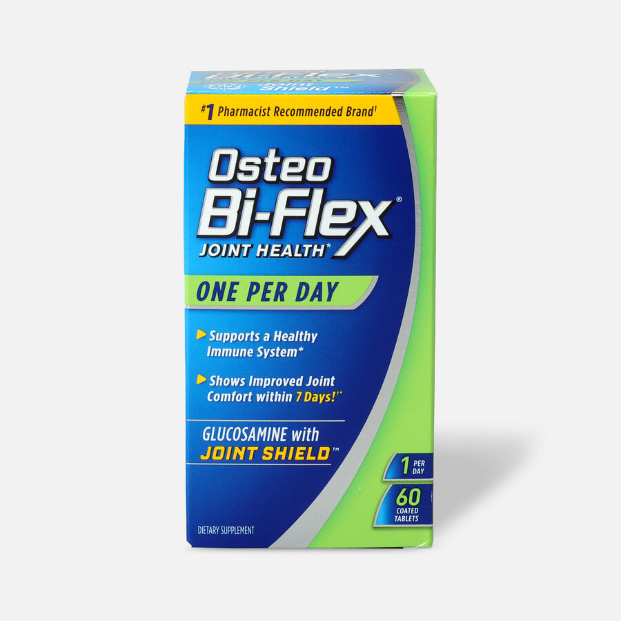 Osteo Bi-Flex One Per Day Coated Tablets, 60 Ct, , large image number 0