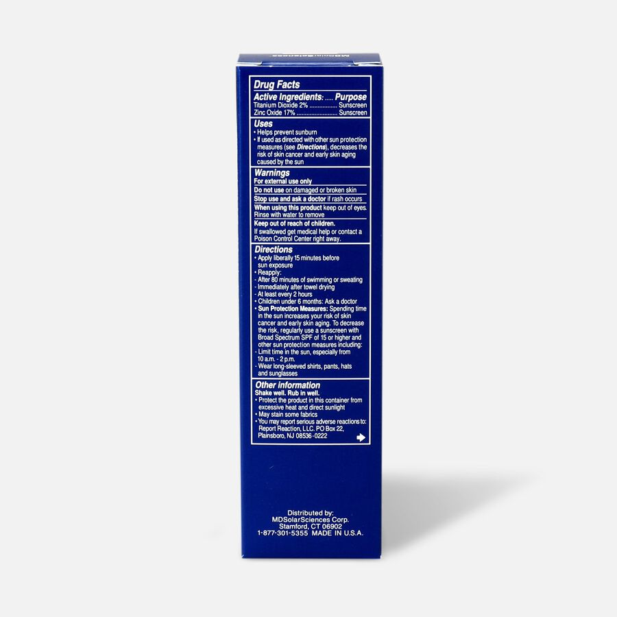 MD Crème Mineral Beauty Balm SPF 50 Face Sunscreen Light/Medium, 1.23 oz, , large image number 2