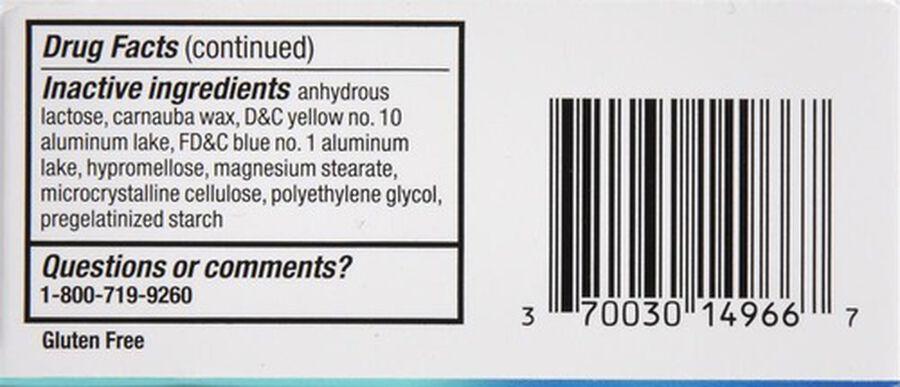 GoodSense® Loperamide HCI 2 MG Anti-Diarrheal Caplets, 24 ct, , large image number 2