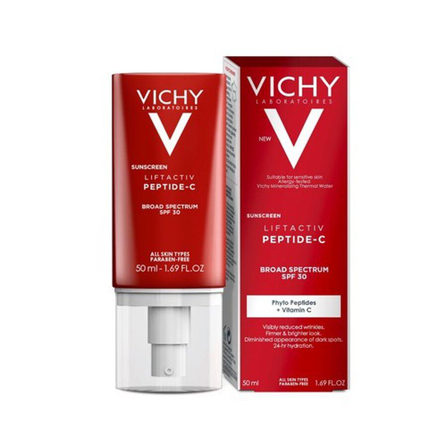 Vichy LiftActiv Peptide-C Sunscreen SPF 30, 1.69oz, , large image number 3