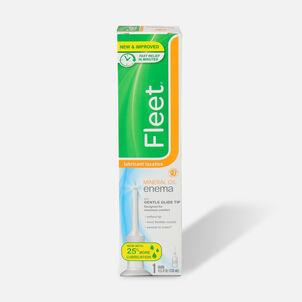 Fleet Mineral Oil Enema, Latex Free, 4.5 fl oz