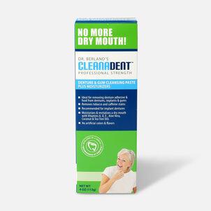 Dr. B Dental Solutions Denture & Gum Cleansing Paste - 4oz