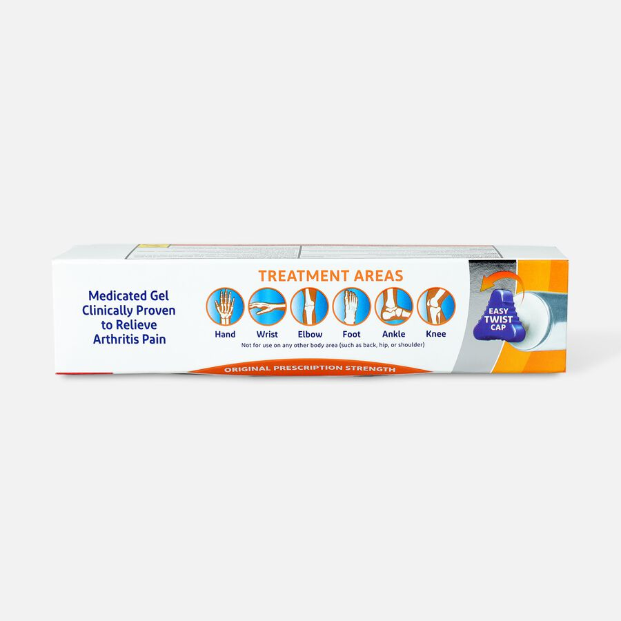 Voltaren Arthritis Pain Gel, 5.29 oz, , large image number 3