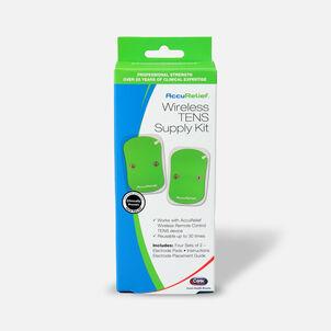 AccuRelief Wireless TENS Supply Kit