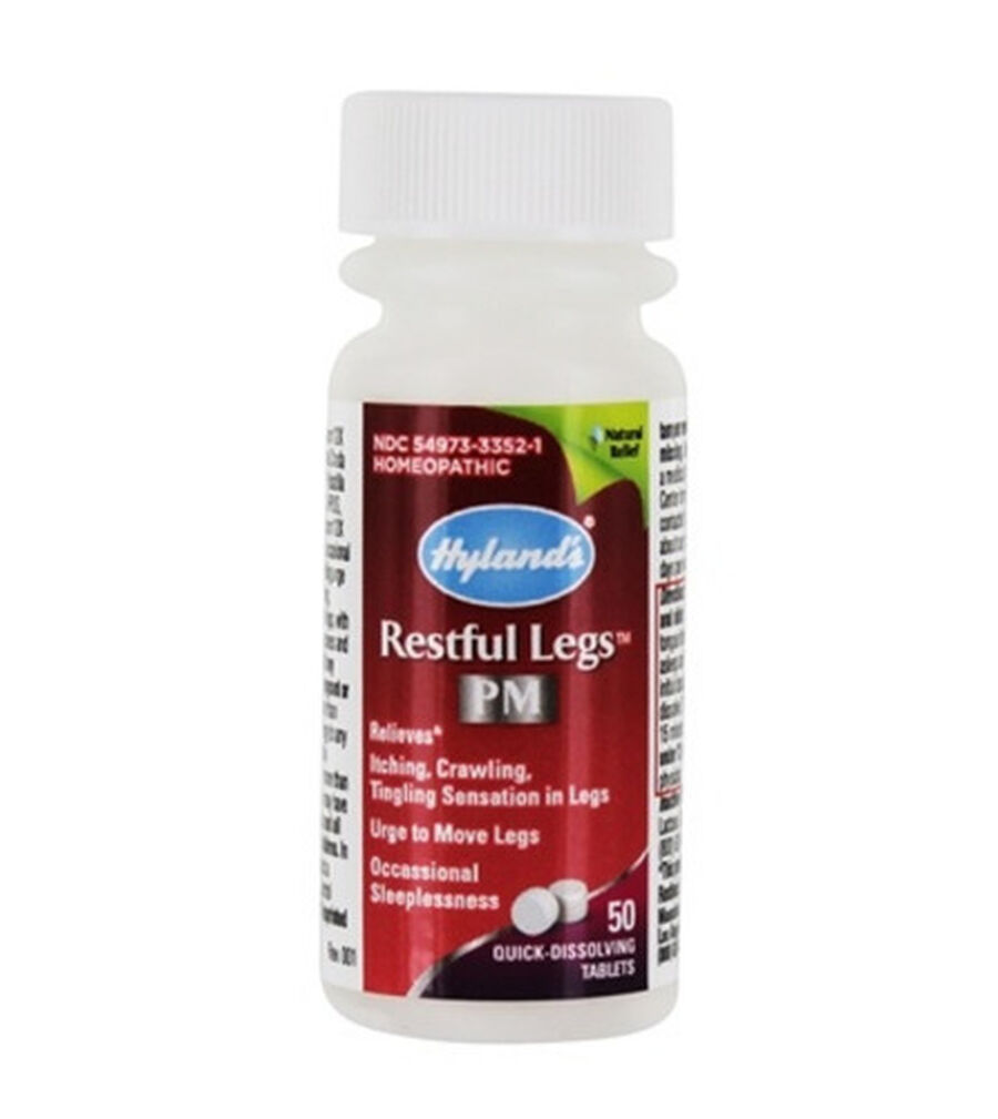 Hyland's Restful Legs PM, 50 ct, , large image number 1
