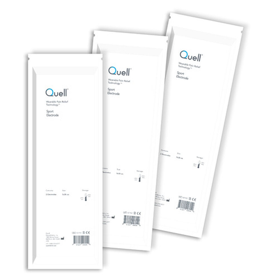 Quell Sport Electrodes, 3 month supply, , large image number 0