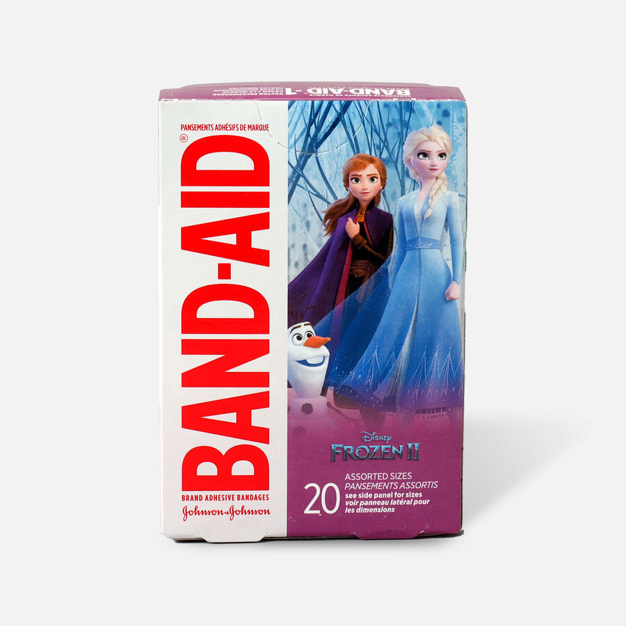 Band-Aid Disney Frozen Assorted Bandages 20 ct., , large image number 3