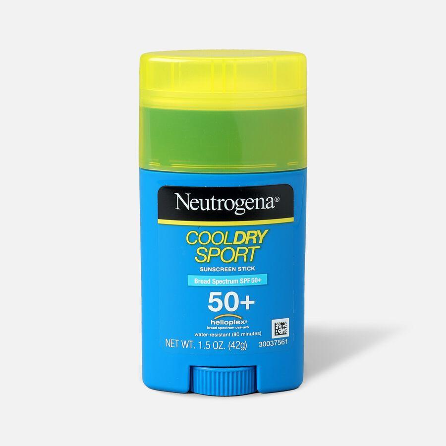 NEUTROGENA® COOLDRY SPORT Stick Broad Spectrum SPF 50+, 1.5 Oz., , large image number 0