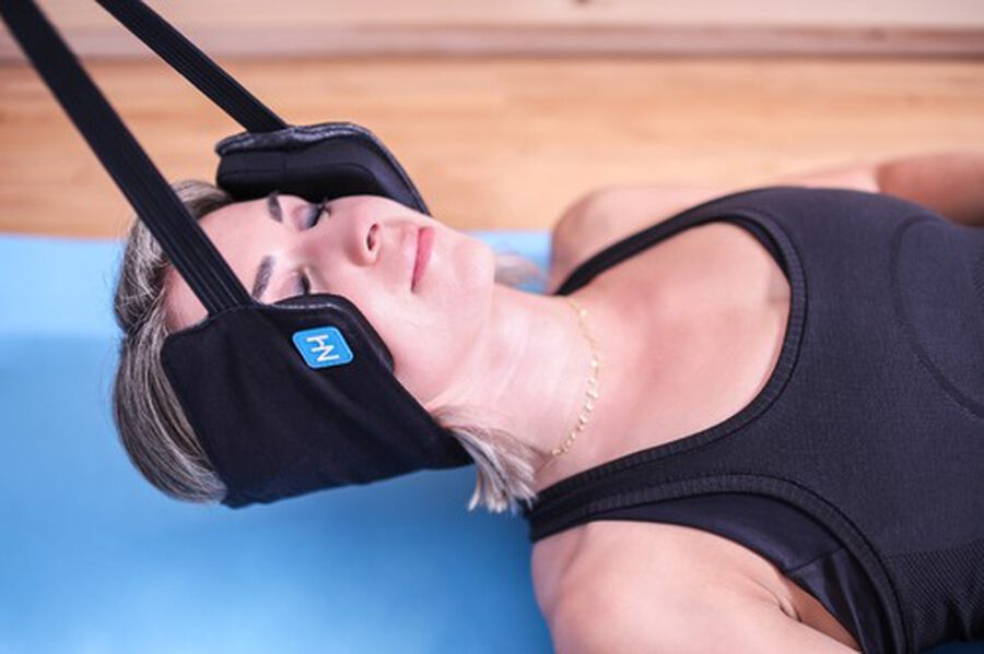 The Neck Hammock, Portable Cervical Traction Device, , large image number 2