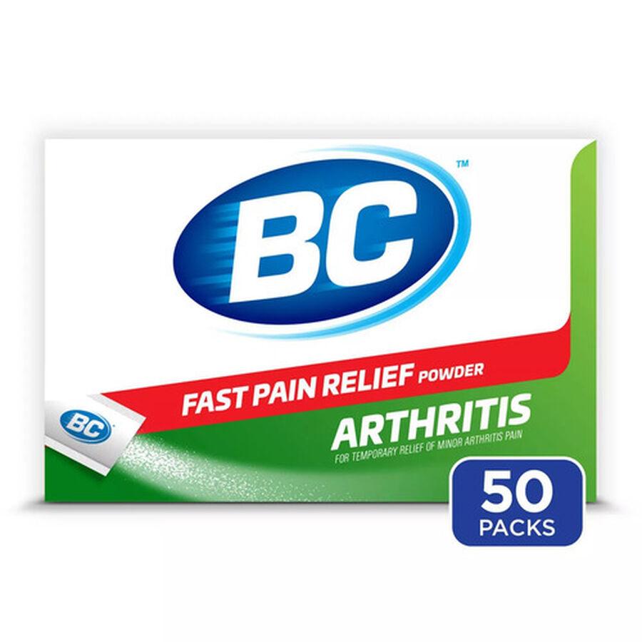 BC Powder, Arthritis, 50ct., , large image number 0