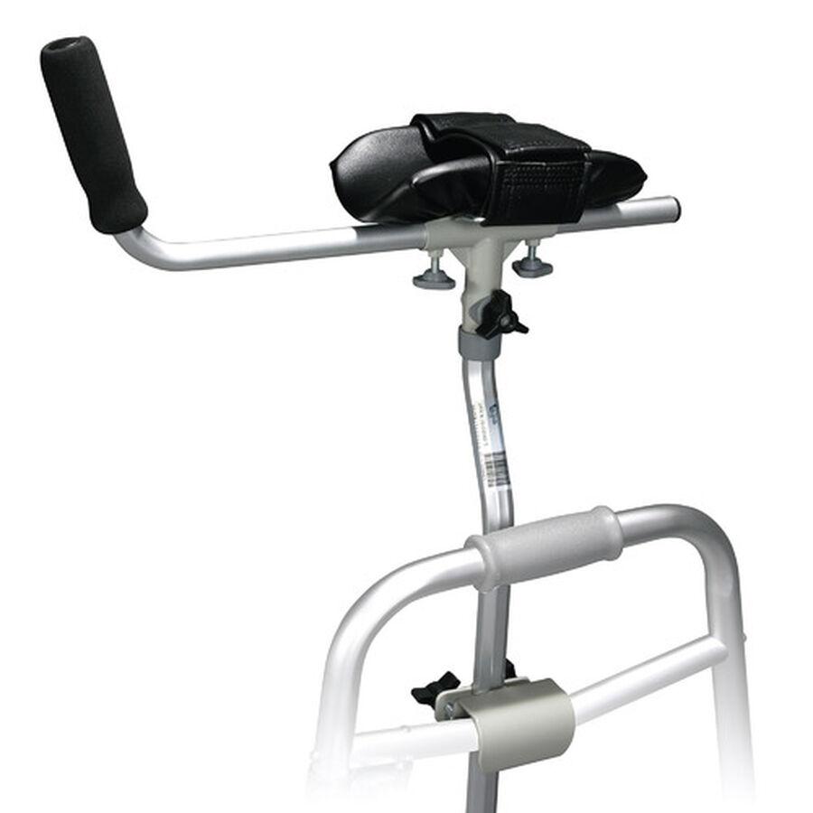 Bariatric Platform Walker/Crutch Attachment, , large image number 0