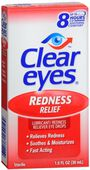 Clear Eyes Redness Relief Drops, 1 oz, , large image number 0