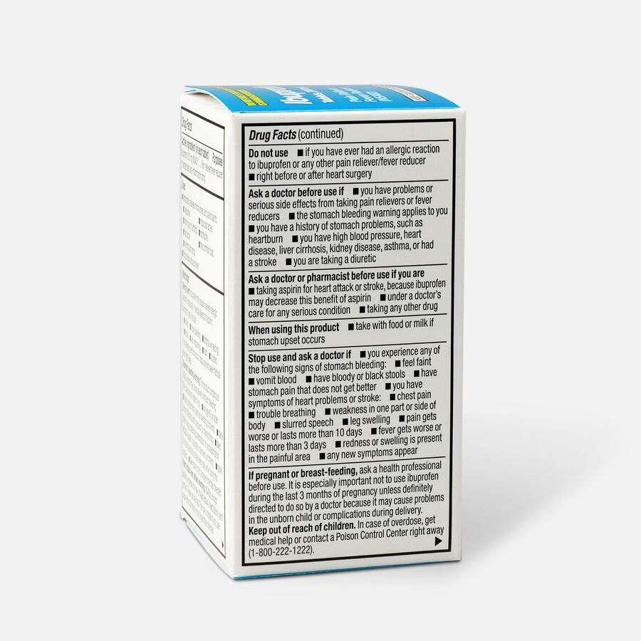 GoodSense® 200mg Ibuprofen Tablet 100 Count, , large image number 2