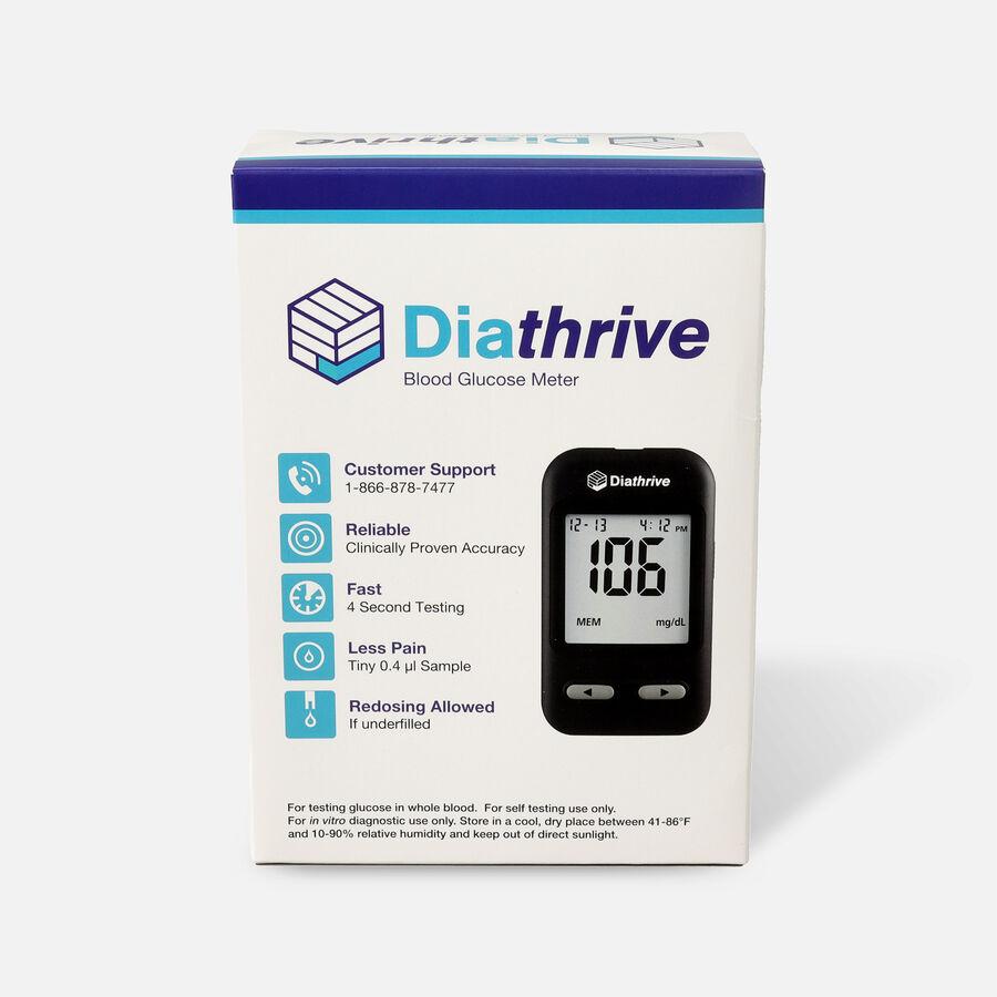 Diathrive Blood Glucose Meter, , large image number 1
