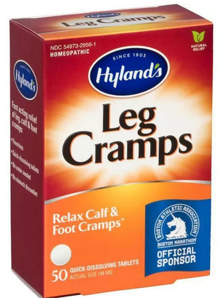 Hyland's Leg Cramps Tablets, 50 ct, , large image number 0