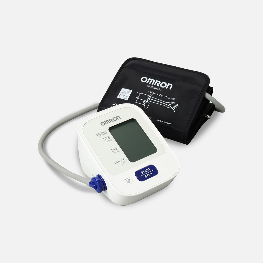 Omron 3 Series Upper Arm Blood Pressure Unit, , large image number 2