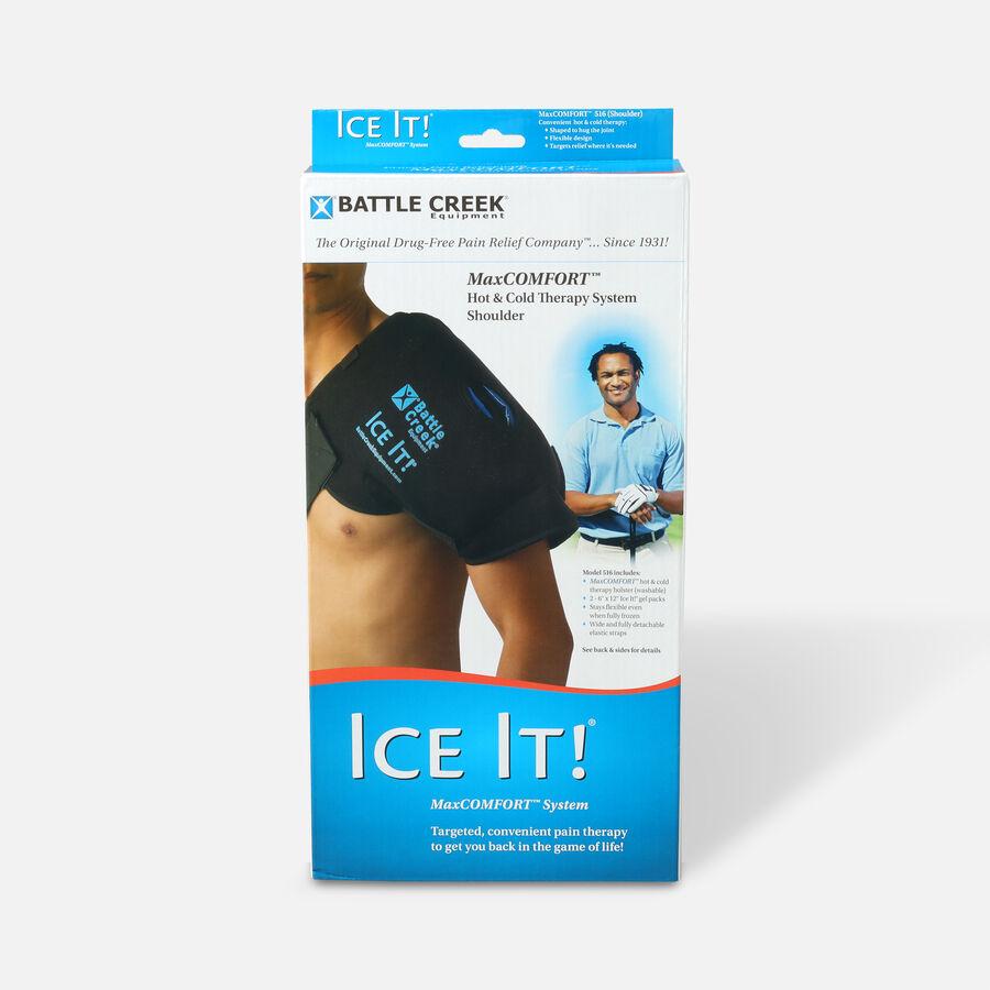 """Battle Creek Ice It! Cold Comfort Shoulder System, 13"""" x 16"""", , large image number 0"""