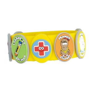 AllerMates Children's Allergy Charm Bracelet - Food Allergy