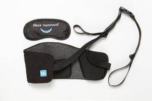 The Neck Hammock, Portable Cervical Traction Device