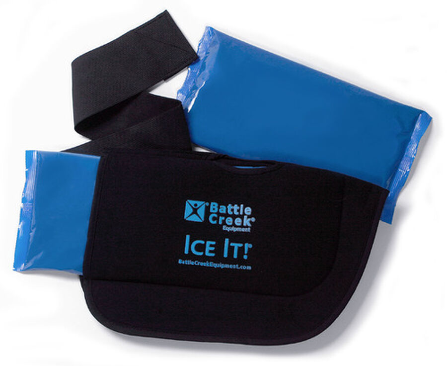 Battle Creek Shoulder Pain Kit 2.0 with Electric Moist Heat and Cold Therapy, , large image number 1