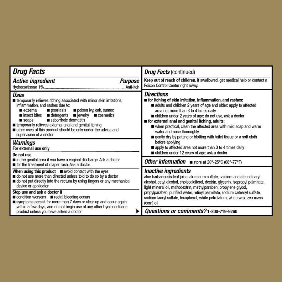 GoodSense® Hydrocortisone 1% Plus Cream Max Strength, 1 oz, , large image number 2