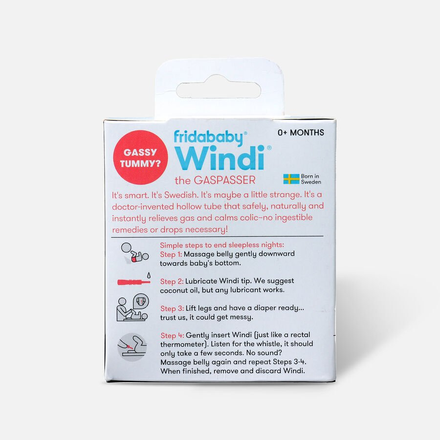 Fridababy The Windi Gas & Colic Relief, 10 ea., , large image number 1