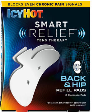 Icy Hot Smart Relief TENS Therapy Back and Hip Refill Kit