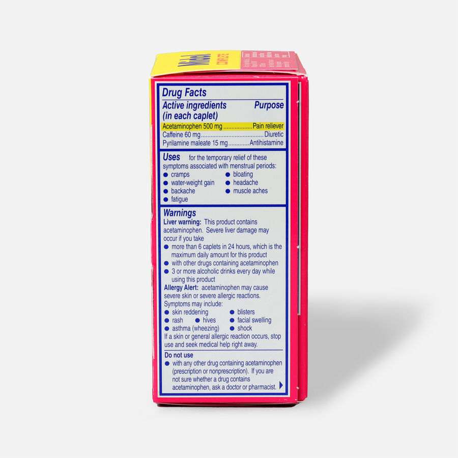 Midol Complete Caplets, Value Size, 40 Count, , large image number 1