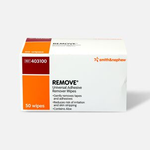 Smith and Nephew Remove Adhesive Remover Wipes - 50ct