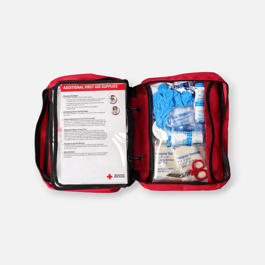American Red Cross Deluxe Family First Aid Kit, , large image number 4