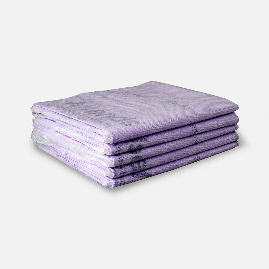 """Attends Supersorb Fluff Disposable Underpad 30"""" x 36"""" (Pack of 5), , large image number 2"""