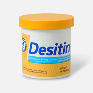 Desitin Multi-Purpose Healing Ointment Petrolatum Skin Protectant