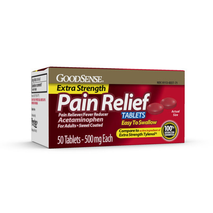 GoodSense® Pain Relief OTC Bundle, , large image number 4