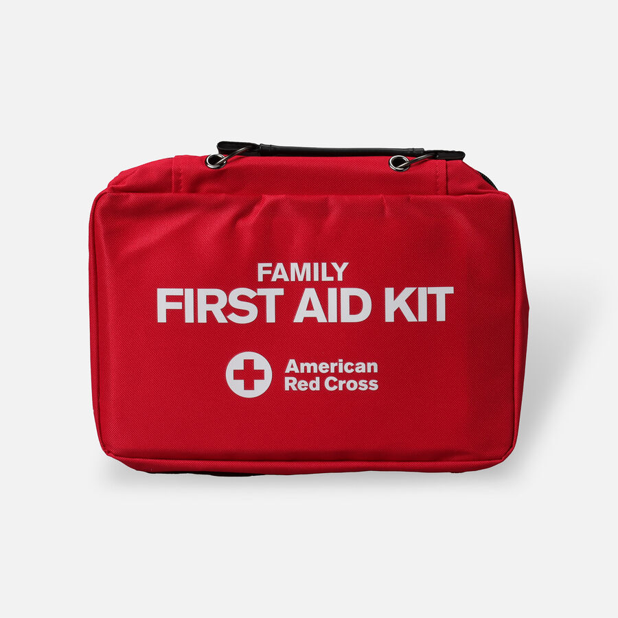 American Red Cross Deluxe Family First Aid Kit, , large image number 0
