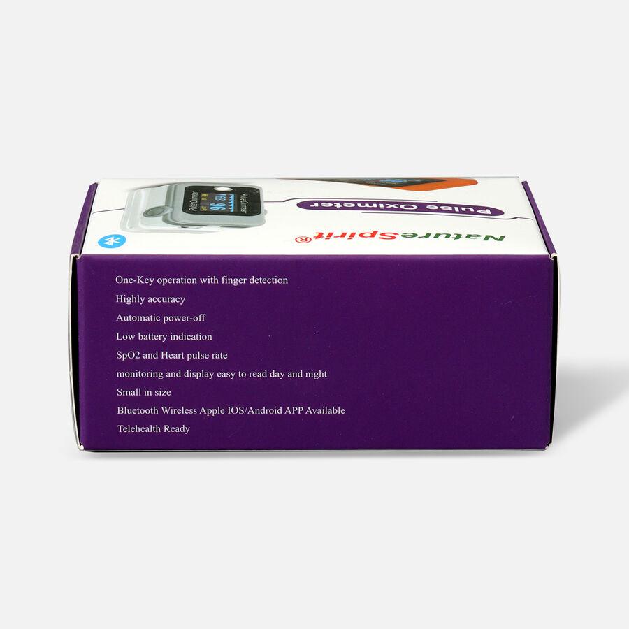 NatureSpirit Bluetooth Fingertip Oximeter, Telehealth Ready, , large image number 2
