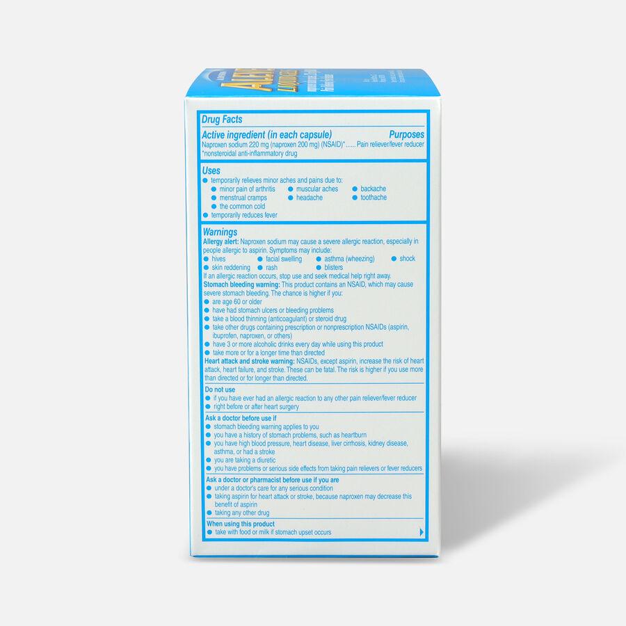 Aleve Liquid Gels Pain Reliever/Fever Reducer, 80 ea, , large image number 1