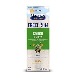 MUCINEX Children's Liquid Cough and Mucus