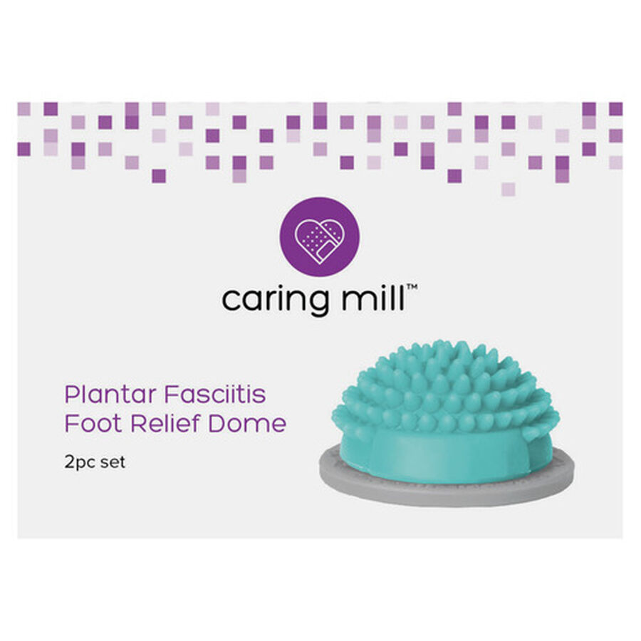 Caring Mill™ Plantar Fasciitis Foot Relief Dimple Dome, , large image number 0