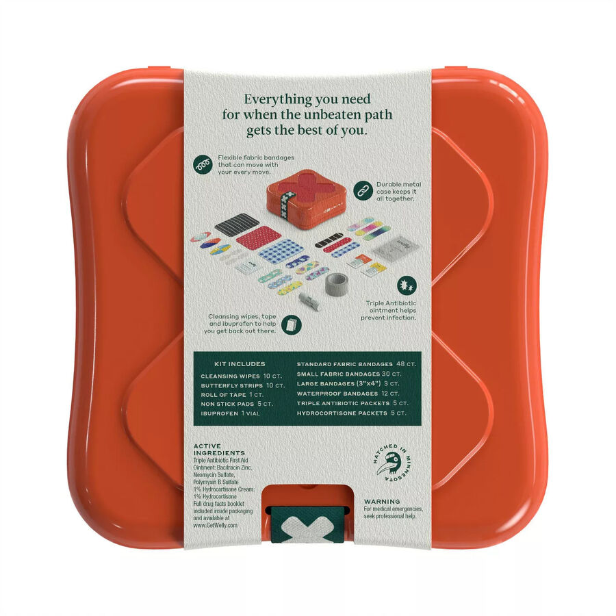 Welly First Aid Kit - 130ct., , large image number 1