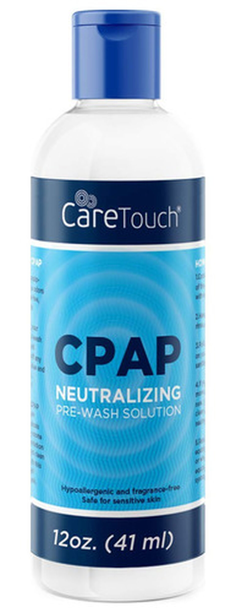 Care Touch CPAP Neutralizing Pre-Wash Solution, 12 fl oz, , large image number 0