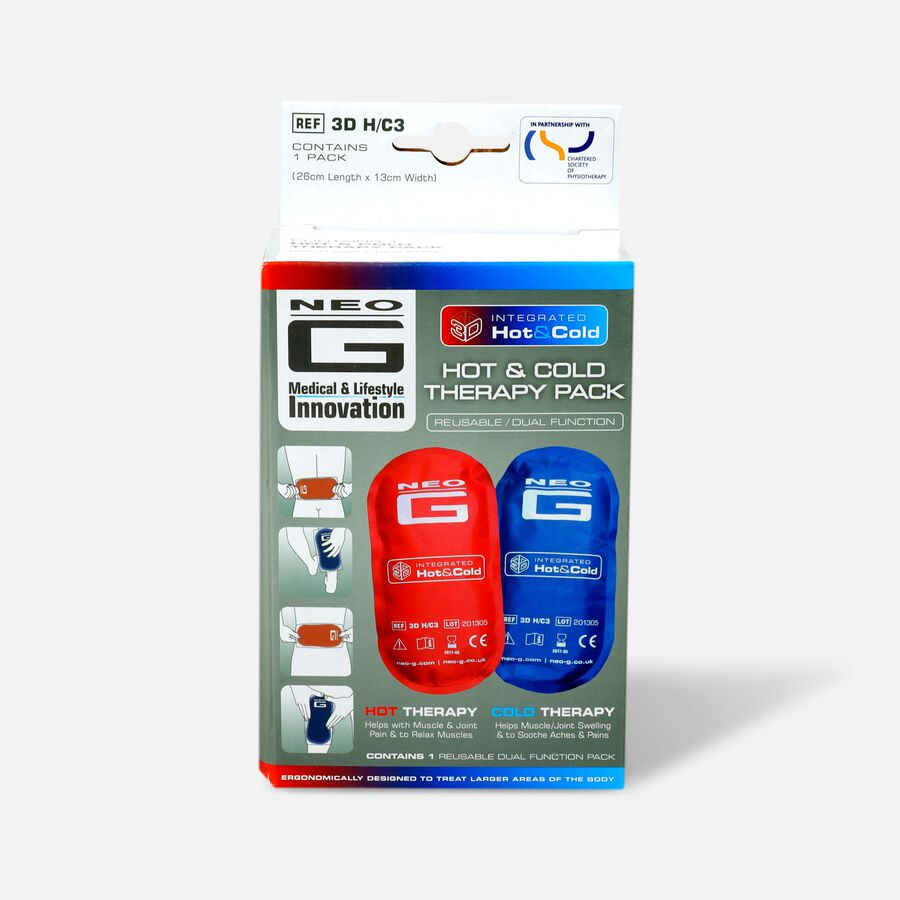 Neo G Hot and Cold Therapy 3D Pack, , large image number 0