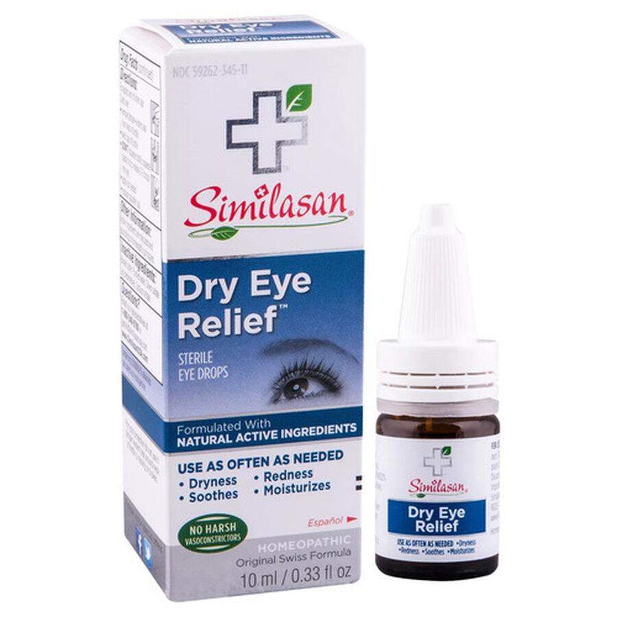Similasan Dry Eye Relief, 0.33 fl. oz., , large image number 1