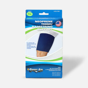Sportaid Neoprene Thigh/hamstring Support