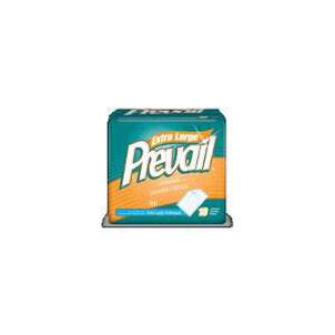"""Prevail Night Time Disposable Underpads 23"""" x 36"""", 15 ea"""