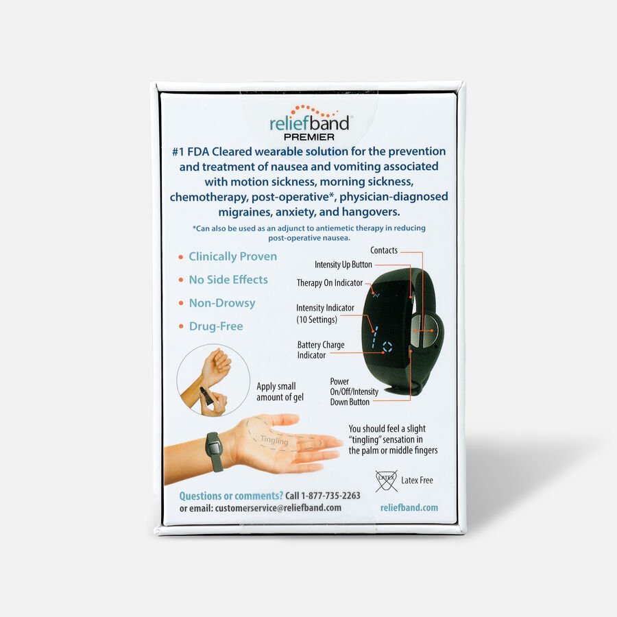 Reliefband Nausea Relief 2.0 - Premier, , large image number 1