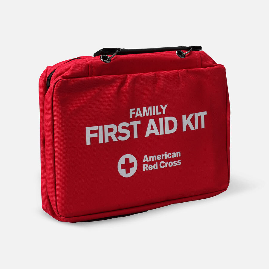 American Red Cross Deluxe Family First Aid Kit, , large image number 1