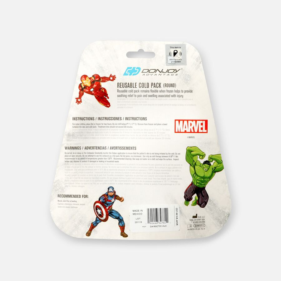 DonJoy Marvel Reusable Cold Pack - The Hulk, , large image number 1