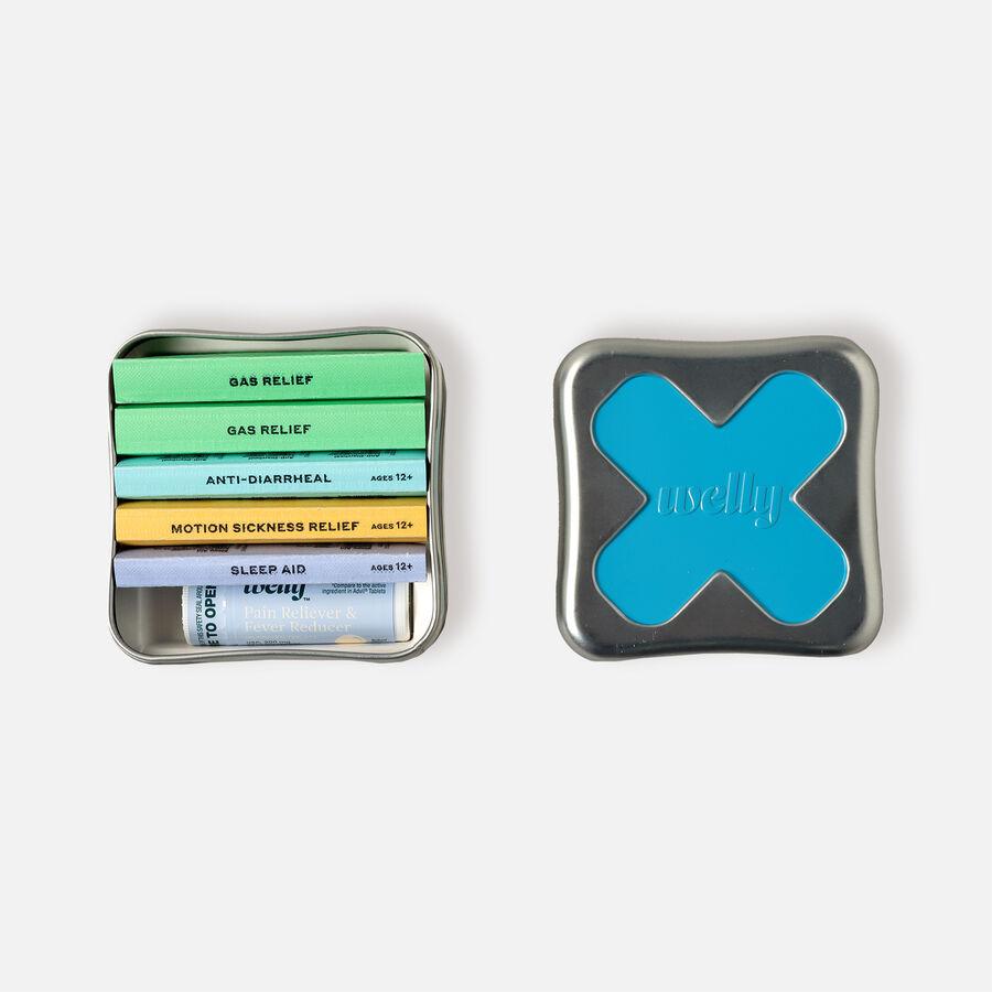 Welly Travel Medicine Kit - 42ct, , large image number 6
