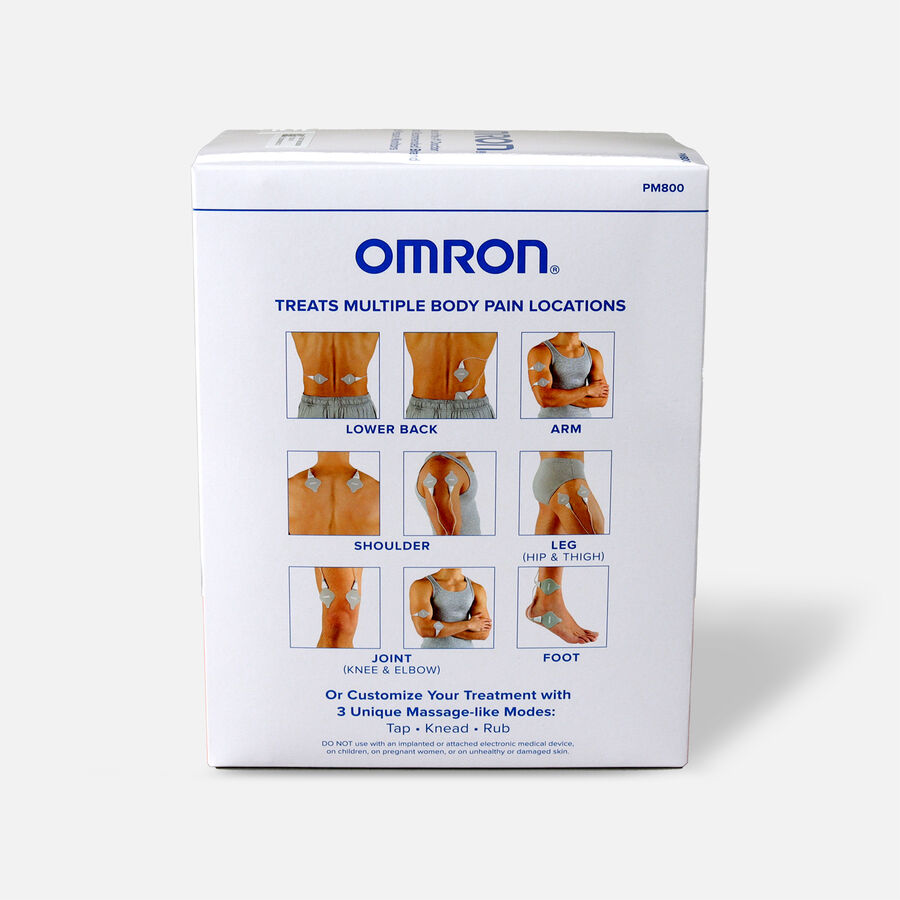 OMRON Total Power + Heat TENS Unit, , large image number 2